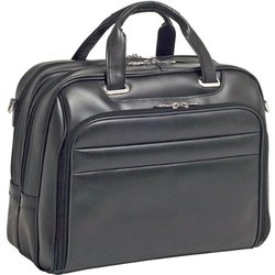 McKlein Leather Briefcases: Springfield/Black