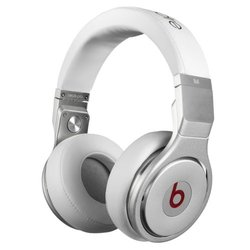 Beats by Dre Pro Over-Ear Headphones - White
