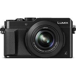 Panasonic Lumix 12MP Digital Camera - Black (DMC-LX100K)