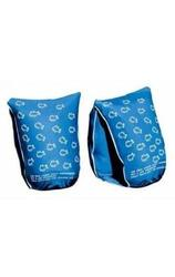 Floatsafe Flotie Boy's Soft Fabric Armbands Floatie - Blue
