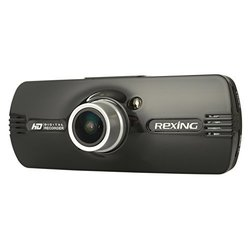 "Rexing 2.7"" LCD FHD 1080p Dashboard Camera Recorder with G-Sensor (F9)"