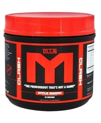 MTS Nutrition Artificial Clash PreWorkout - Apple Mango - 284g