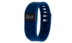Health Fitness And Activity Bluetooth Tracker Watch: Nwtr021nb-g/navy