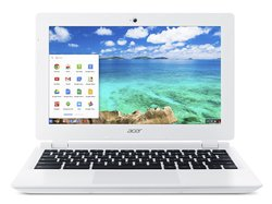 "Acer 11.6"" Chromebook 2.16GHz 2GB 16GB Chrome OS (CB3-111-C670)"