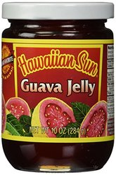 Hawaiian Sun Delicious Guava Jelly - 10 oz