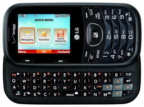 lg cosmos 2 cellular phone for verizon wireless black vn251 rh blinq com Verizon Cosmos 5 Verizon Cosmos 5