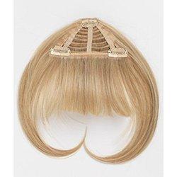 Hair U Wear Clip In Bangs Hair - Ginger Blonde