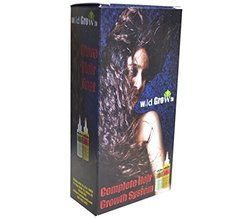 Wild Growth Hair Damage Control Care System 850022