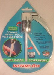Instant-off Control Water Flow Water Saver