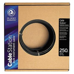 Planet Waves Bulk Instrument Cable - 250 feet
