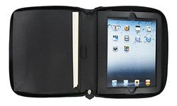 Filofax A5 Black Pennybridge Ipad Case