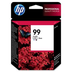 Genuine HP 99 Photo Ink Inkjet Cartridge C9369WN#140 Single Unit - Expired