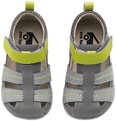 See Kai Run Ryan II Sandal - Gray - Size: 6 M (Toddler)