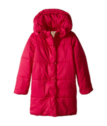 Kate Spade Puffer Coat for Big Kid's - Sweatheart Pink - Size: 2T