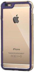 Roocase RC-IPH6-5.5-GL-PR Apple iPhone 6 Plus Gelledge Case Purple