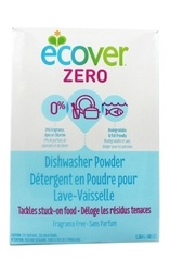 Ecover Zero Dishwasher Powder Fragrance Free (1.36 kg) 48 oz