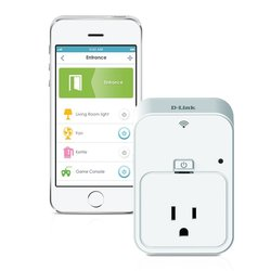 D Link WiFi Home Smart Plug & Energy Monitor (DSPW215)