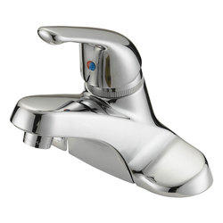 Banner Brass Faucet With Pop Up - Brushed Nickel