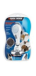 Black & Decker Indoor/Outdoor Pet Shower - White