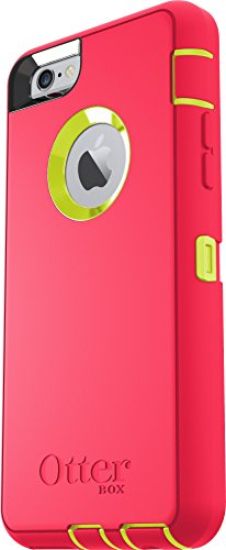 new style 14f59 fdf2a OtterBox Defender Series Case For iPhone 6 Plus - Citron Green/Blaze ...