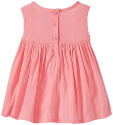 Wheat Girl's Top Alvira for Kid's - Baby Pink Coral - Size: 18 Months