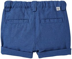 Wheat August Baby Shorts - Deep Ocean - Size: 5 Years (Toddler)