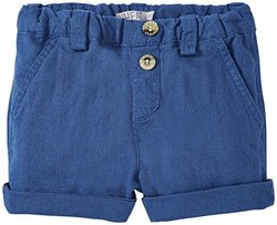 Wheat August Baby Shorts - Deep Ocean - Size: 6 Years (Toddler)