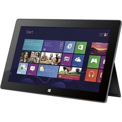 "Microsoft Surface RT 10.6"" Tablet 64GB NVIDIA Tegra 3 1.3GHz - Black"