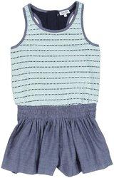 Splendid Jersey Chambray Dress - Light Blue - 10 (Toddler)