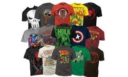 Marvel Super Hero T-shirt Bundle: 2x-large (2-pack)