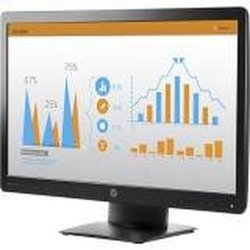 "HP ProDisplay K7X31A8#ABA 23"" LED-Backlit LCD Monitor Black"