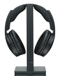 Sony Wireless Stereo Headphone System - Black