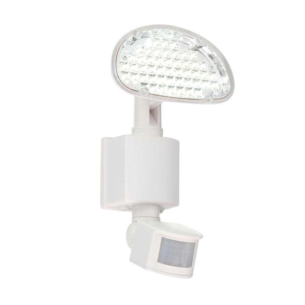 Defiant 48 Light Outdoor Solar Led Motion White 84045