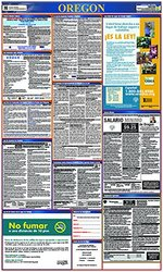 Osha4less Oregon All-in-One Labor Law Posters Spanish (OR-A1-S)