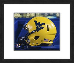 """NCAA West Virginia Mountaineers Famed Sports Photograph - Size: 18"""" x 22"""""""