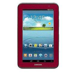 """Samsung Galaxy Tab 2 7.0 Android 4.1 7"""" 8GB Wi-Fi Garnet Red GT-P3113-GR8A"""