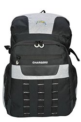 NFL Green Bay Packers Franchise Backpack - Black/Grey - 18.5""