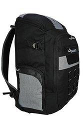 """NFL New Orleans Saints Franchise Backpack - Black/Grey - Size: 18.5"""""""