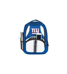 """NFL New York Giants 18.5"""" Captain Backpack - Navy"""