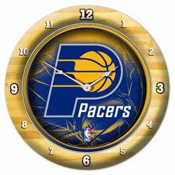 NBA Indiana Pacers Game Clock