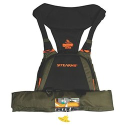 Stearns 16g Manual Fishing Inflatable Chest Pack