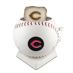 MLB Cincinnati Reds Pangea Brands ProToast MVP Toaster - White