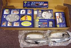 Putco Chrome Trim Complete Accessory Kit