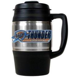 Great American NBA Oklahoma City Thunder Macho Travel Mug - 34oz