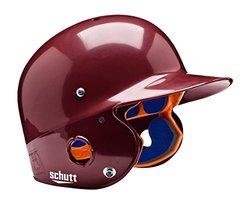Schutt Sports Junior Air Pro 4.2 Batter's Helme - Maroon - One Size