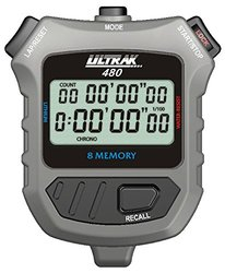Ultrak 480 8 Lap Memory Timer (Set of 3)