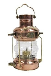 """Firefly Home Collection Anchor Lamp - 13"""""""
