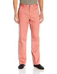 Mountain Khakis Men's Twill Pant Relaxed Fit - Summer Red - Size: 30/30