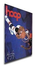 NBA Cleveland Cavaliers Brad Daugherty 1988 Game Canvas Program Cover, Regular