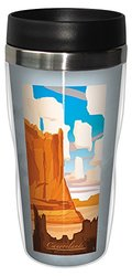 Tree-Free Greetings sg23092 Scenic Canyonlands National Park Magnificent View by Mike Rangner Stainless Steel Sip 'N Go Travel Tumbler, 16-Ounce